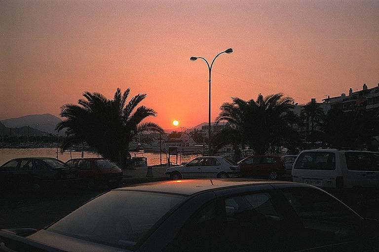 Der Hafen von Port de Alcúdia
