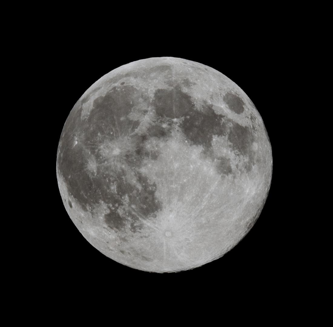Der Hase im Mond