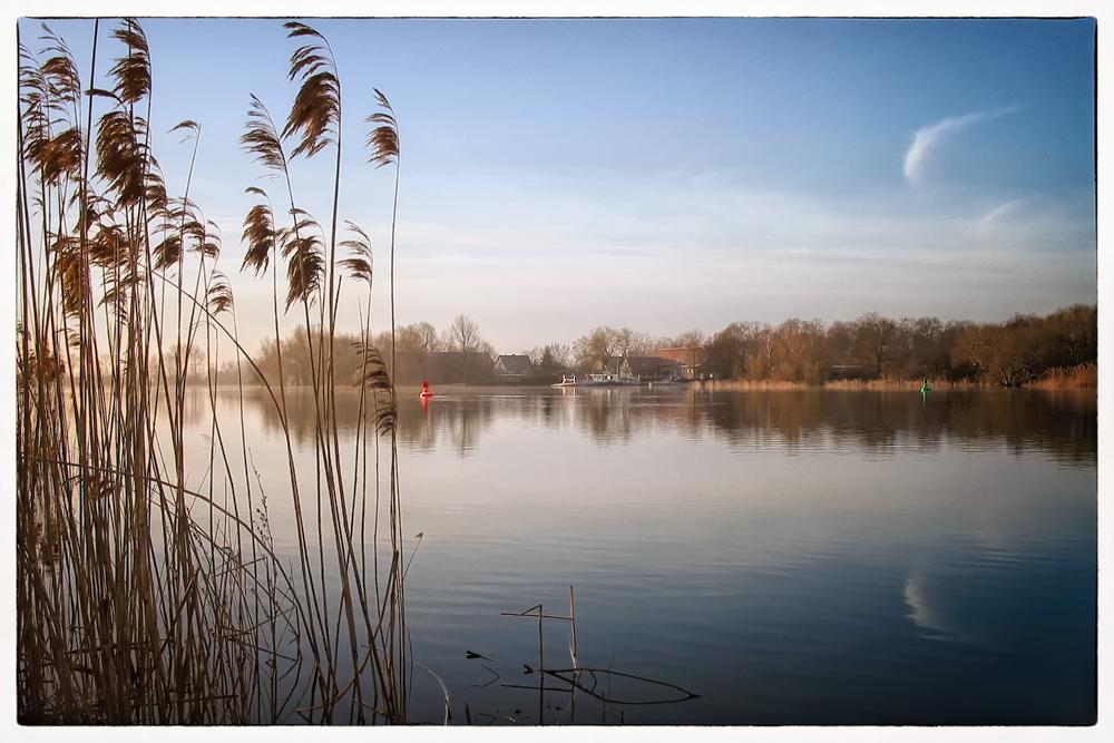 Der Havelbogen im Herbstlicht