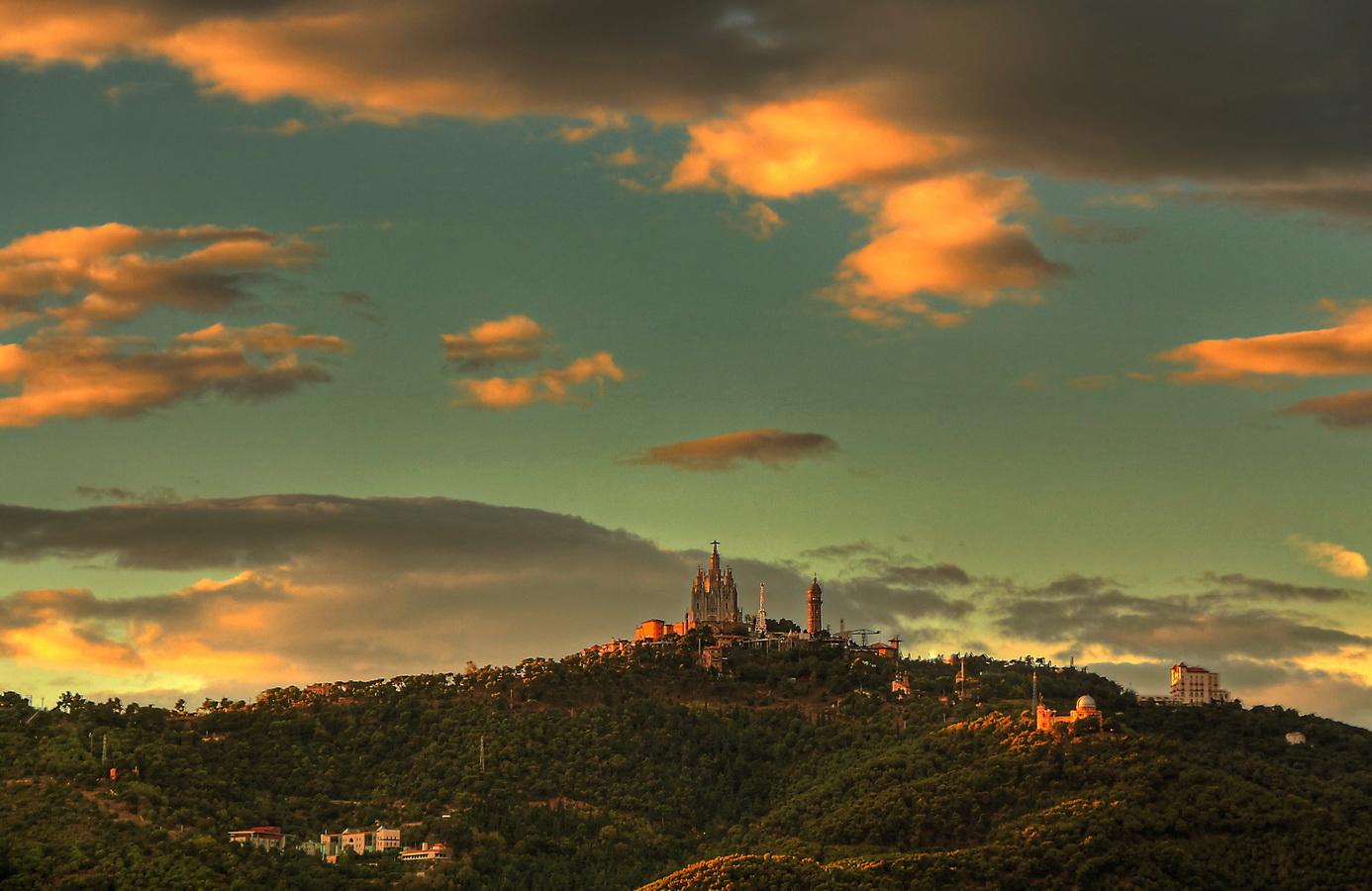 """Der """"Heilige Berg"""" von Barcelona"""