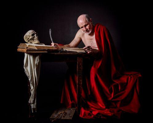 Der heilige Hieronymus
