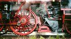 Der heiße Atem einer Dampflok...