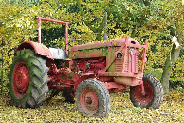 "Der Herbst des (""Traktor"")-Lebens"
