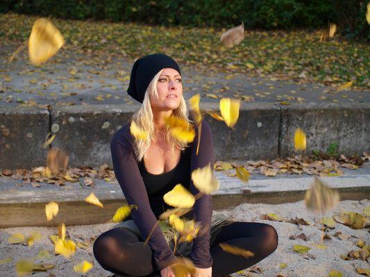 Der Herbst ist da.