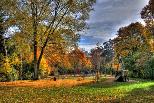 Der Herbst ist da......