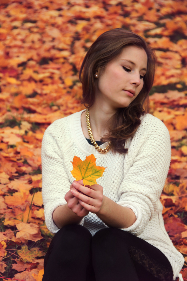 Der Herbst ist daa :))