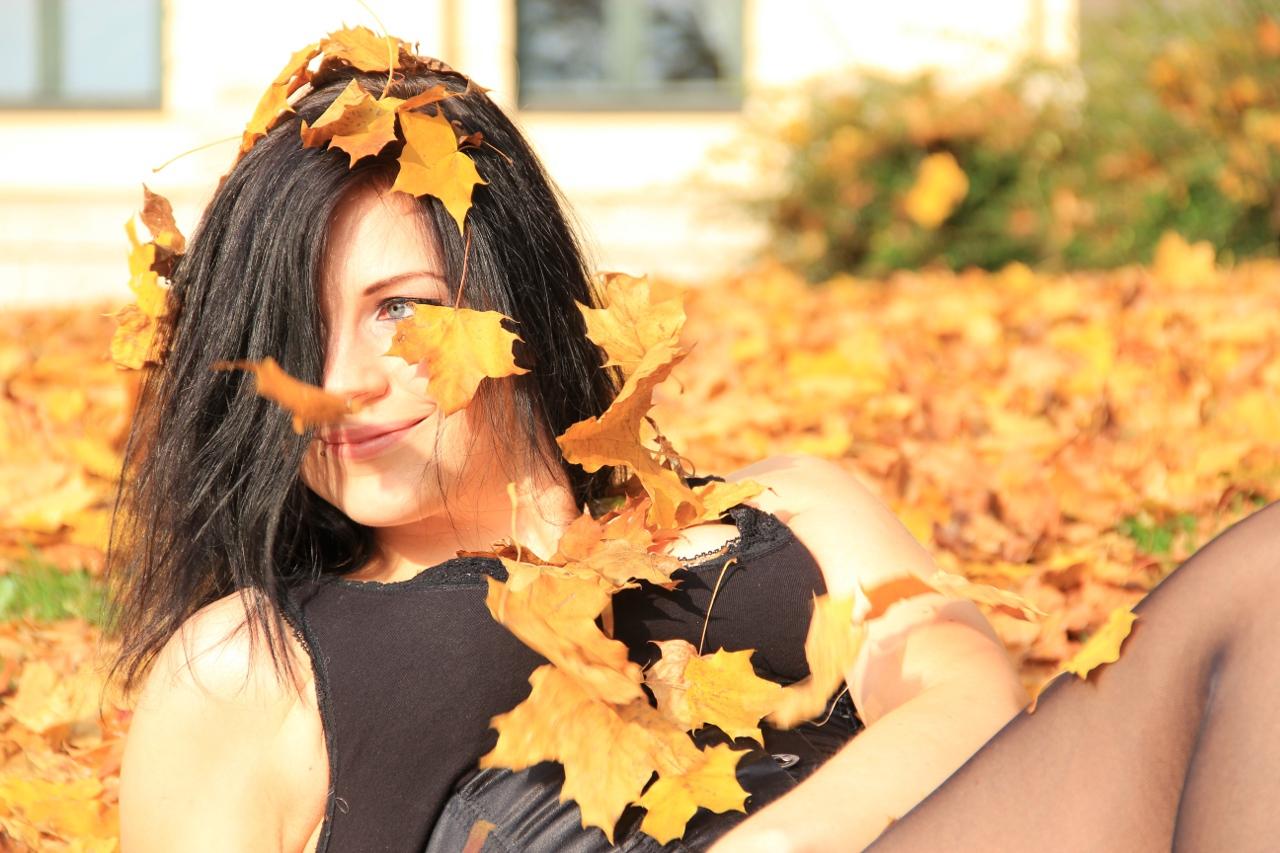 Der Herbst ist doch eine schöne Jahreszeit !