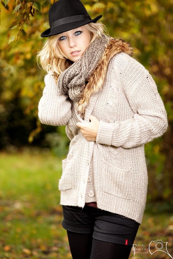 Der Herbst mit Elena