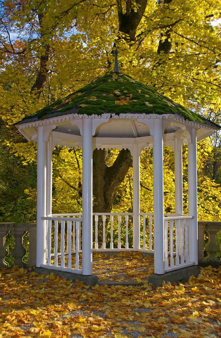 Der Herbst wacht
