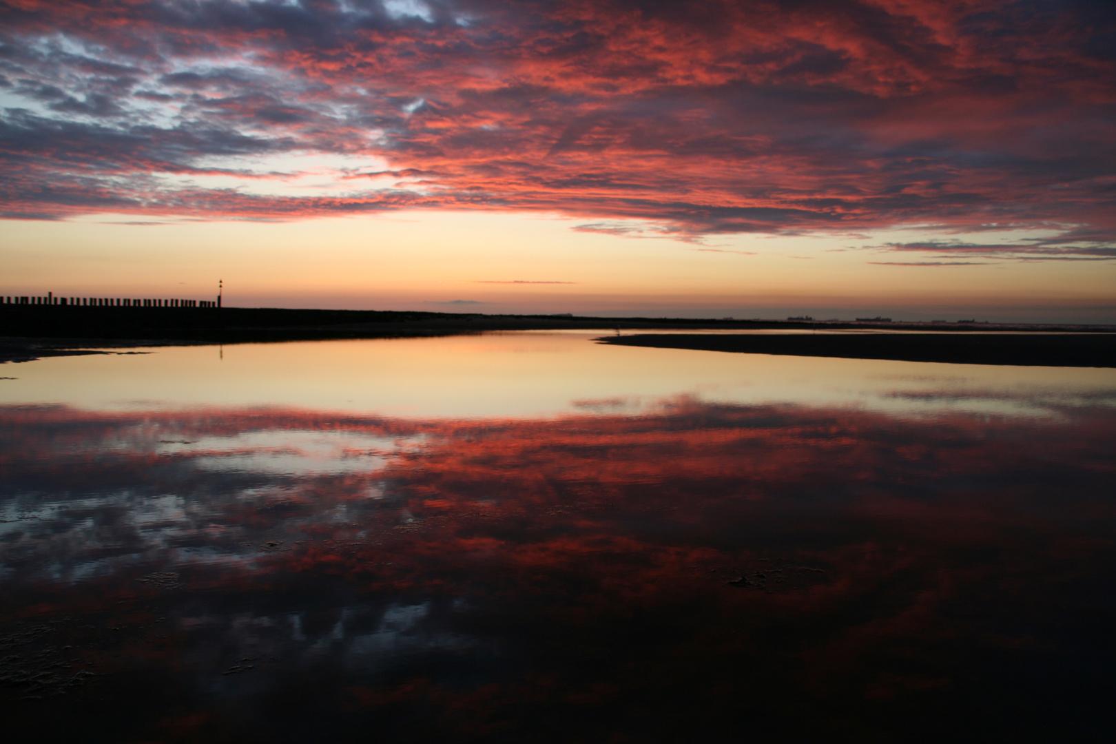 Der Himmel auf Erden auf Wangerooge