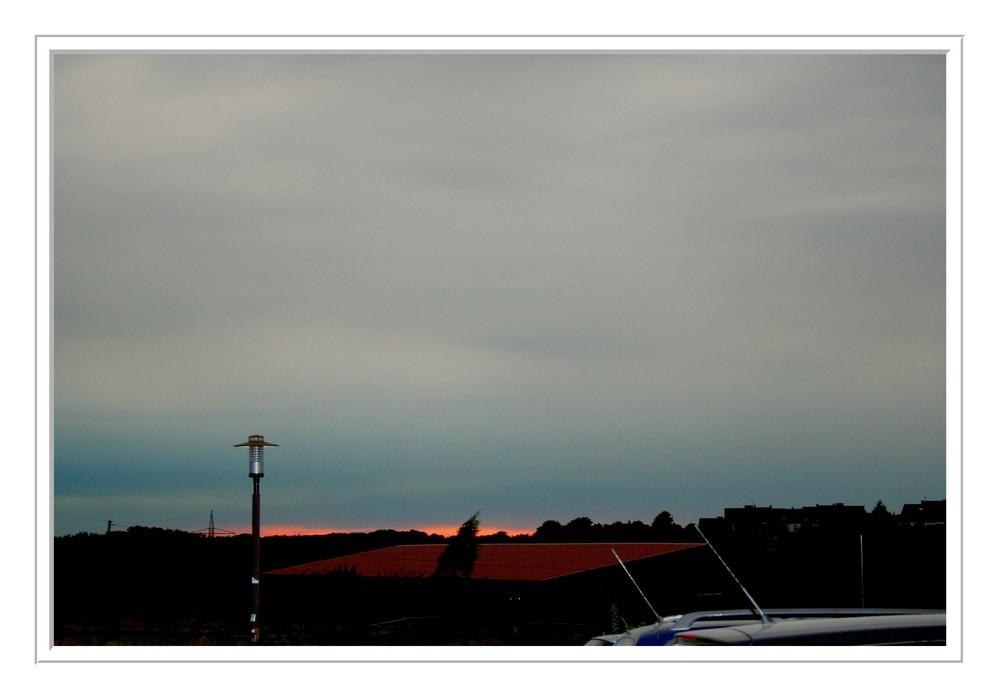 Der Himmel brennt (2. Versuch)