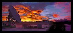 Der Himmel brennt - Steirisches Alpenglühen