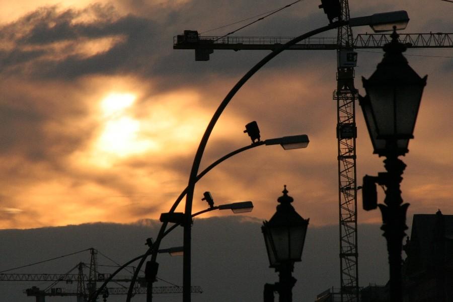Der Himmel über Berlin...