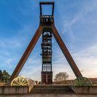 Der Himmel über dem Ruhrgebiet ist mal wieder Blau