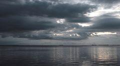der Himmel über der Nordsee...