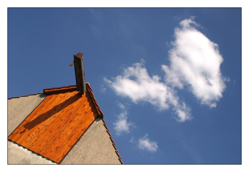 Der Himmel über Franken