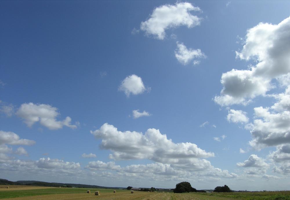 Der Himmel über Heroldstatt