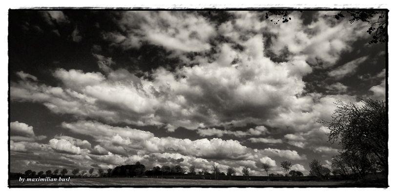 Der Himmel über mir