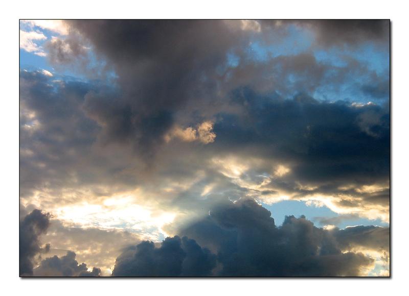 Der Himmel über Radøy 2