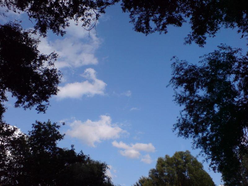 Der Himmel überm See