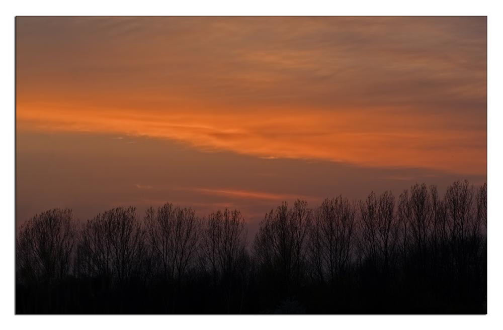 Der Himmel und seine Farben