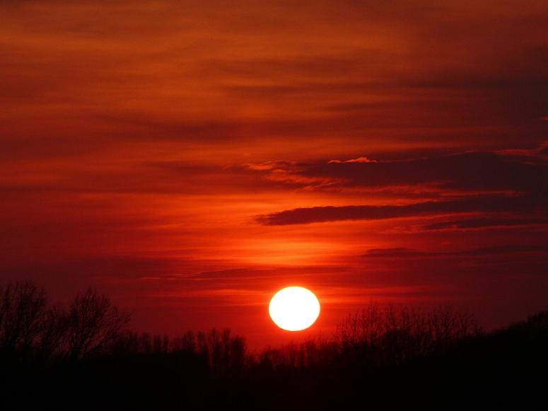 Der Himmel war wieder rot (9. April 2007) - 3 - (reloaded)