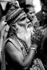 Der Hindu-Priester