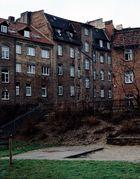 Der Hinterhof - Bakgården - The backyard