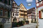 Der historische Marktplatz in Neudenau
