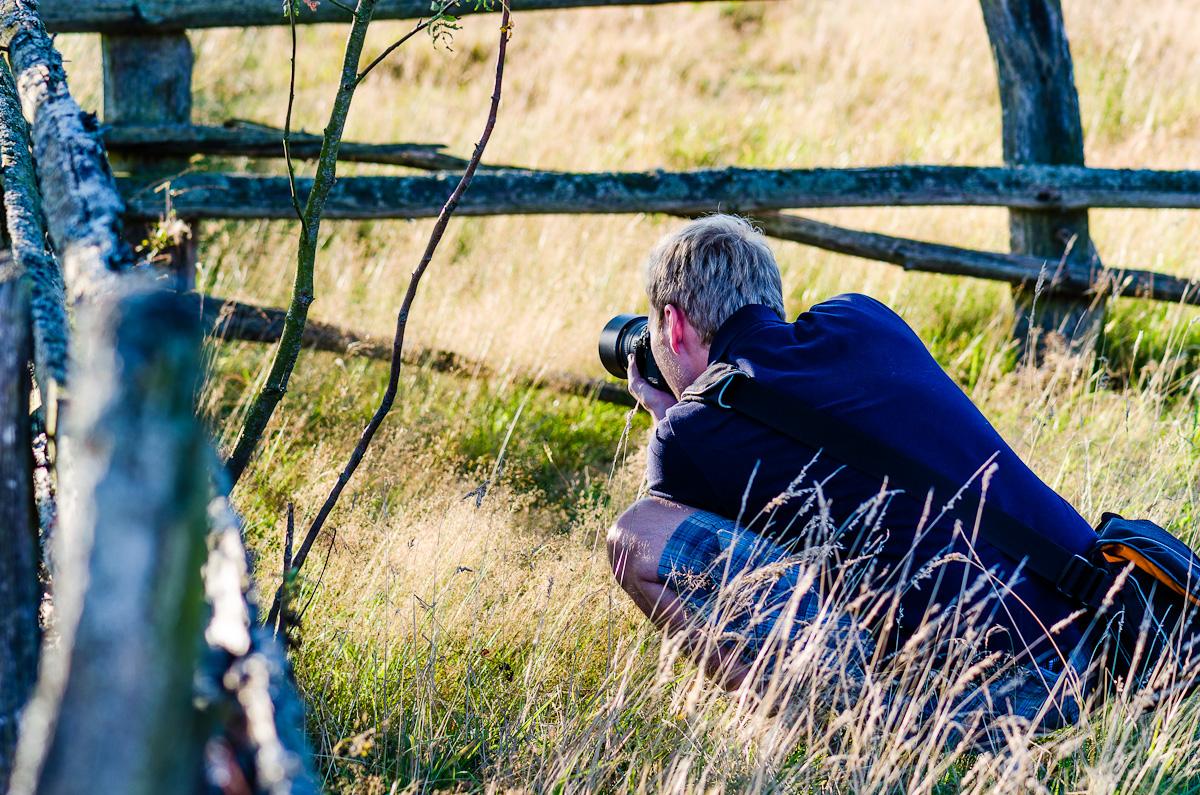 > Der Hobby-Fotograf