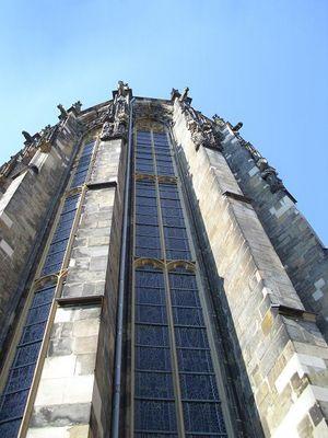 der Hochchor des Aachener Doms