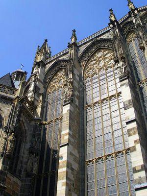 der Hochchor des Aachener Doms 2