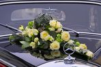 ...der Hochzeits-Benz