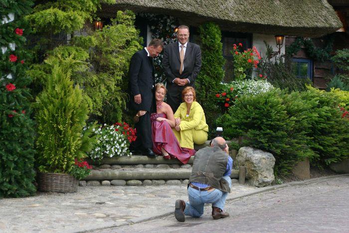 Der Hochzeitsfotograf