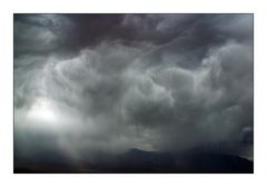 Der Höhepunkt des Sturms