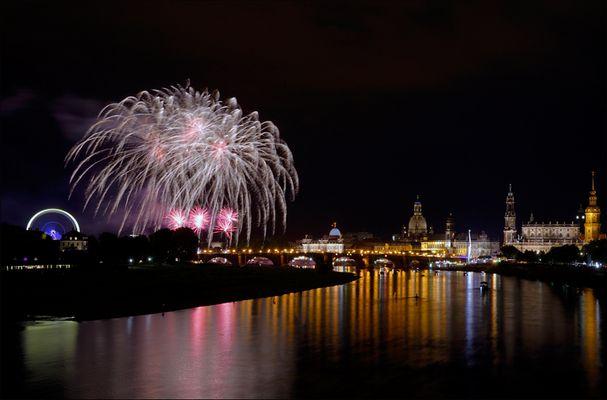 Der Höhepunkt vom Stadtfest ...,(2)