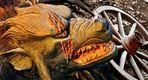 Der Höllenhund - Krampusmasken (6)