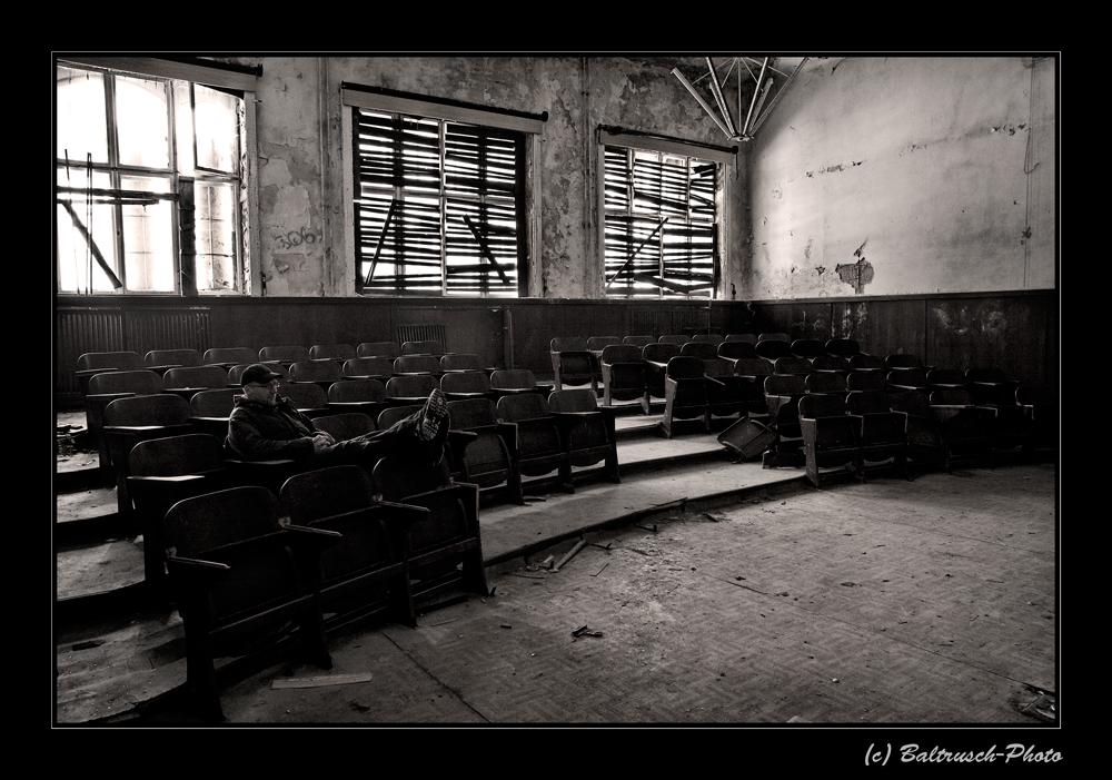 Der Hörsaal
