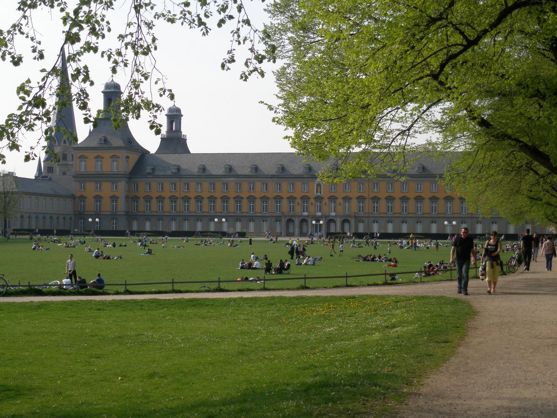 Der Hofgarten in Bonn