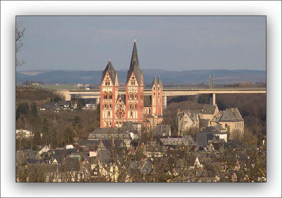 Der hohe Dom zu Limburg