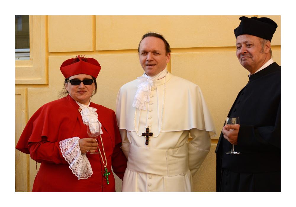 Der hohe Klerus
