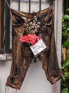 Der Hosenladen in Augsburg ist geöffnet