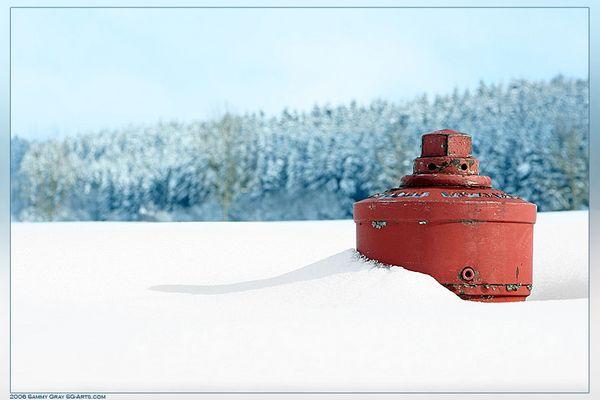 Der Hydrant