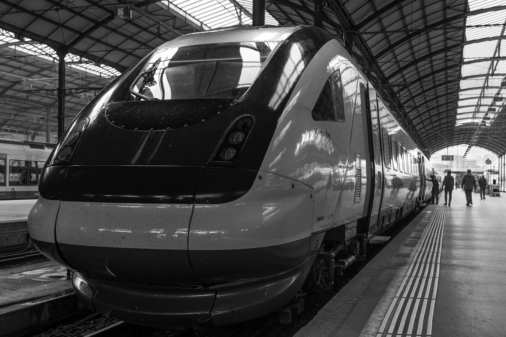 Der Intercity-Express