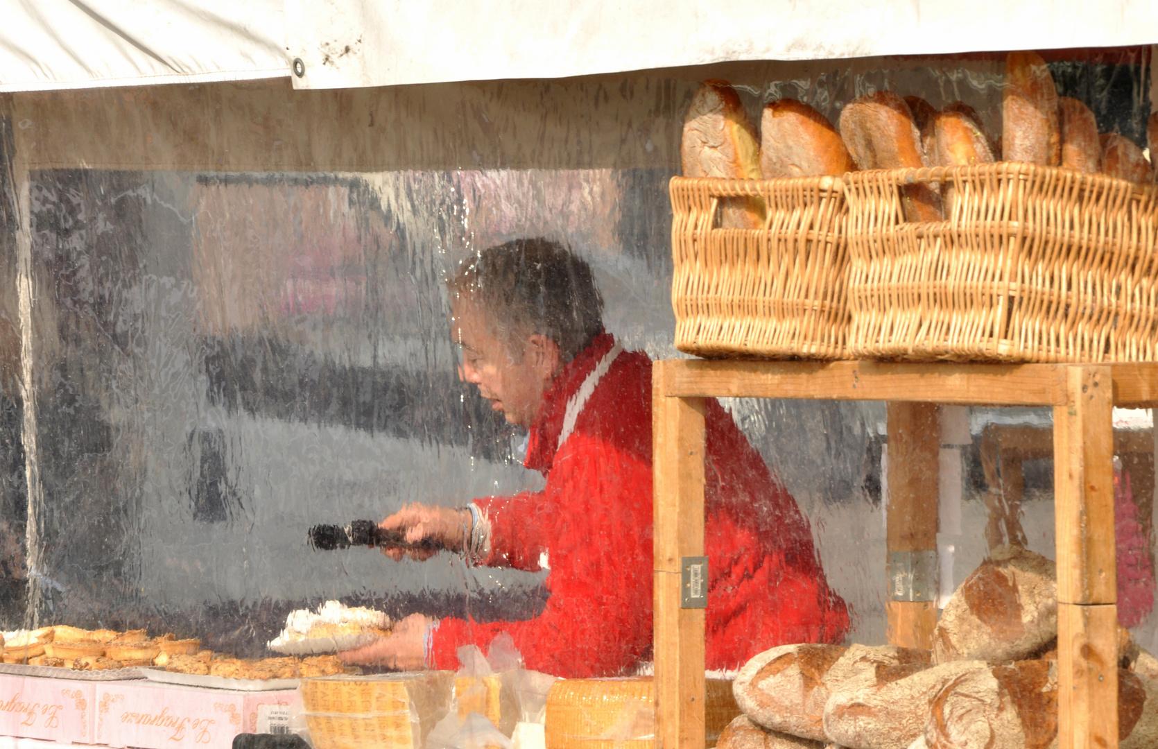 """""""Der Italiener""""...und sein Brot....köstlich"""