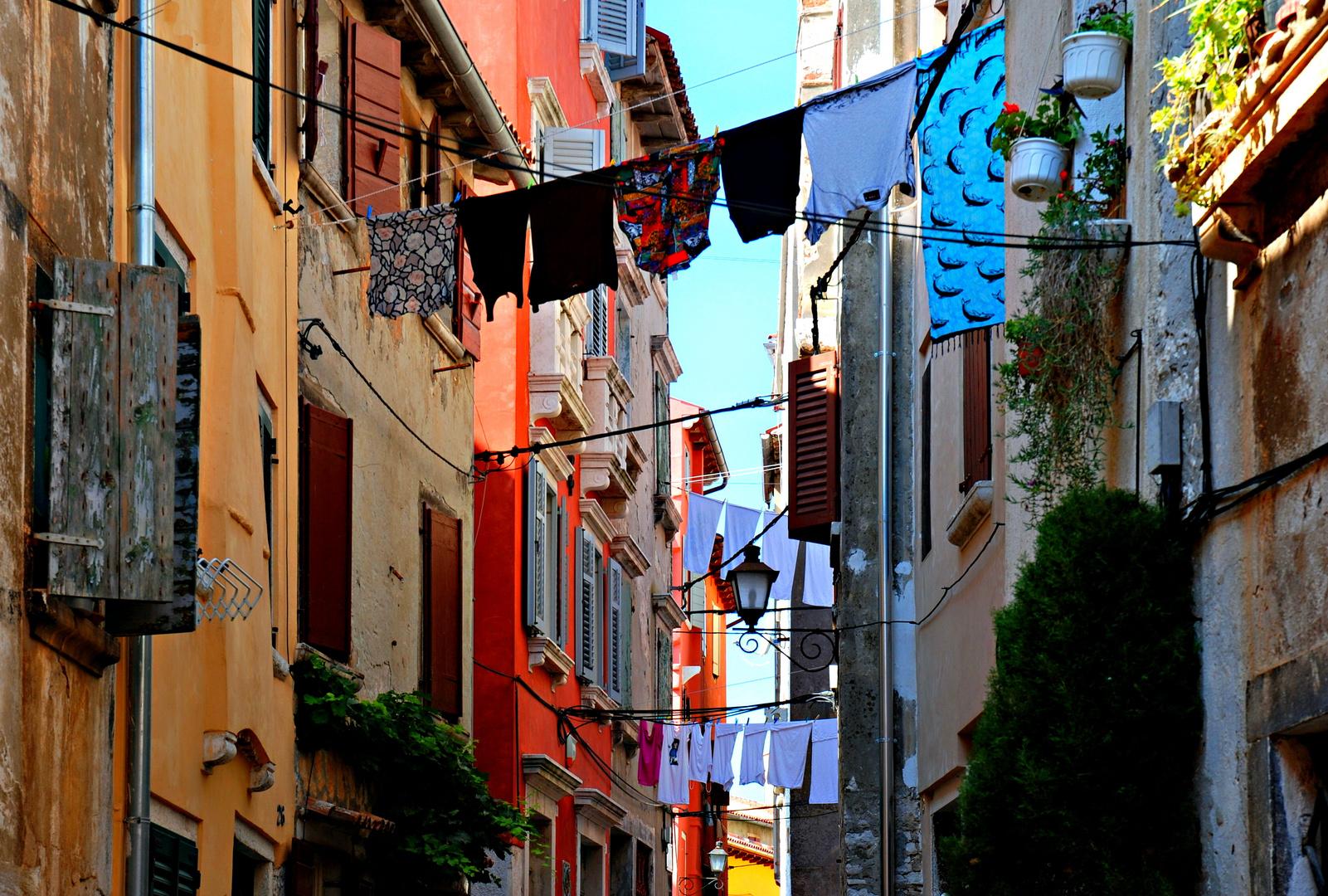 Der italienische Einfluss ist unverkennbar