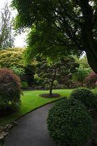 Der Japanische Garten....