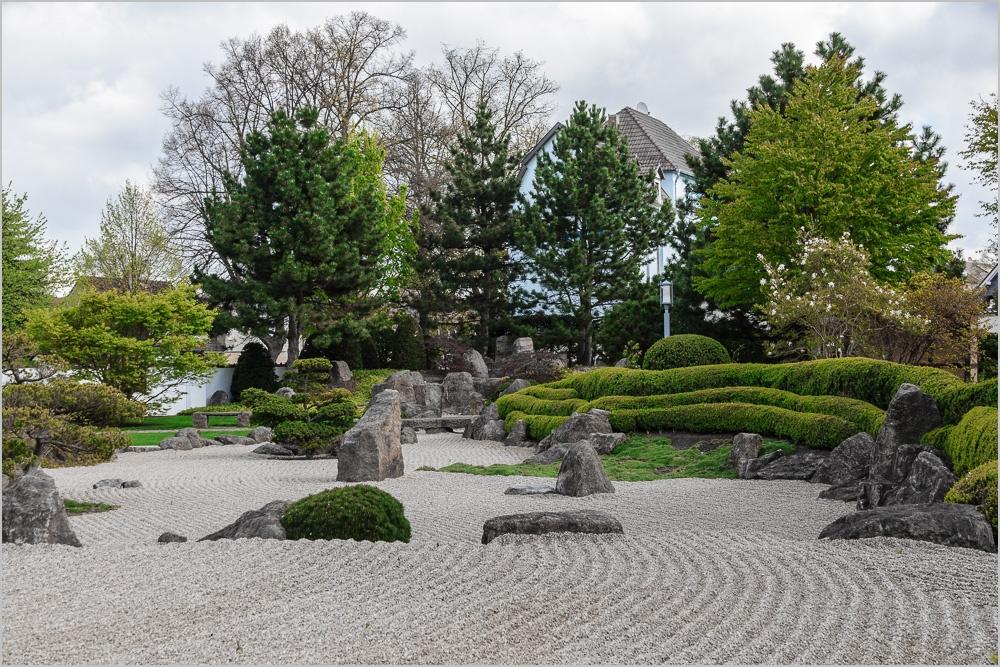 Der Japanische Garten Bad Langensalza