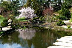 Der Japanische Garten...