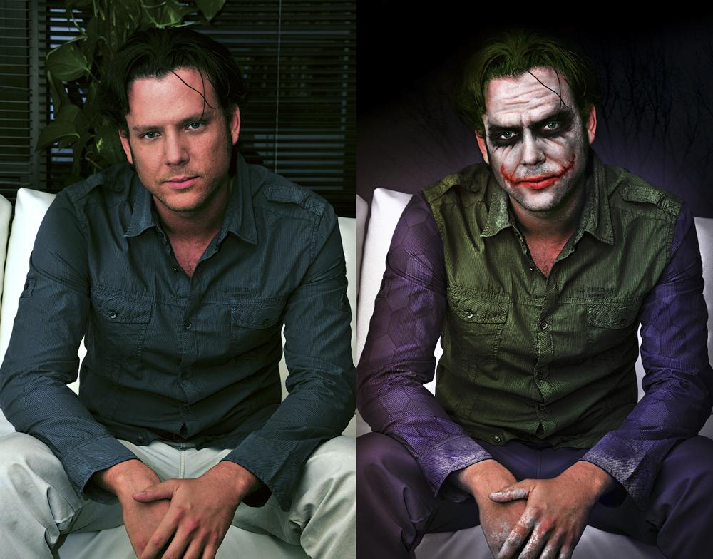 Der Joker by Marco Kolditz